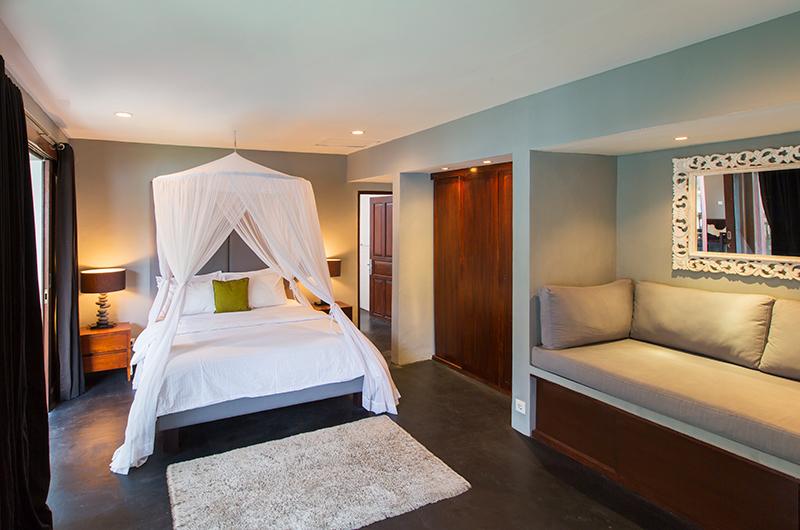 Villa Damai Lestari Spacious Bedroom with Wardrobe | Seminyak, Bali