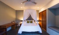 Villa Damai Lestari Bedroom with Ceiling Fan | Seminyak, Bali
