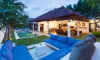 Villa Damai Lestari Outdoor Lounge | Seminyak, Bali