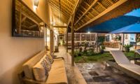 Villa Damai Manis Seating | Seminyak, Bali