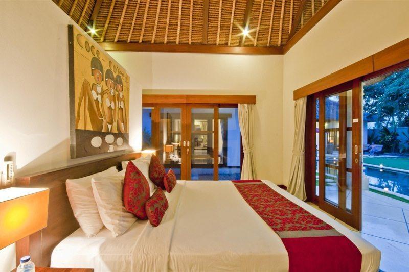 Villa Darma Bedroom | Seminyak, Bali