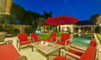 Villa Darma Outdoor Lounge | Seminyak, Bali