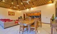 Villa Darma Living And Dining Pavilion | Seminyak, Bali