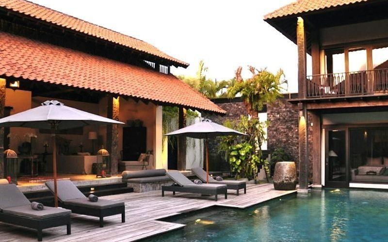 Villa De Suma Pool Side I Seminyak, Bali
