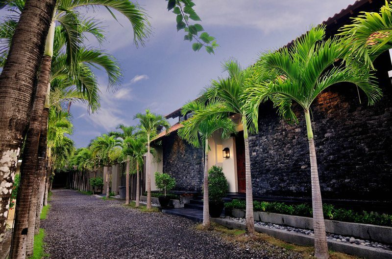 Villa De Suma Entrance | Seminyak, Bali