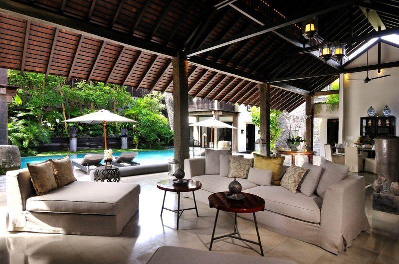 Villa De Suma Living Area | Seminyak, Bali