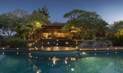 Villa East Indies Night View | Pererenan, Bali