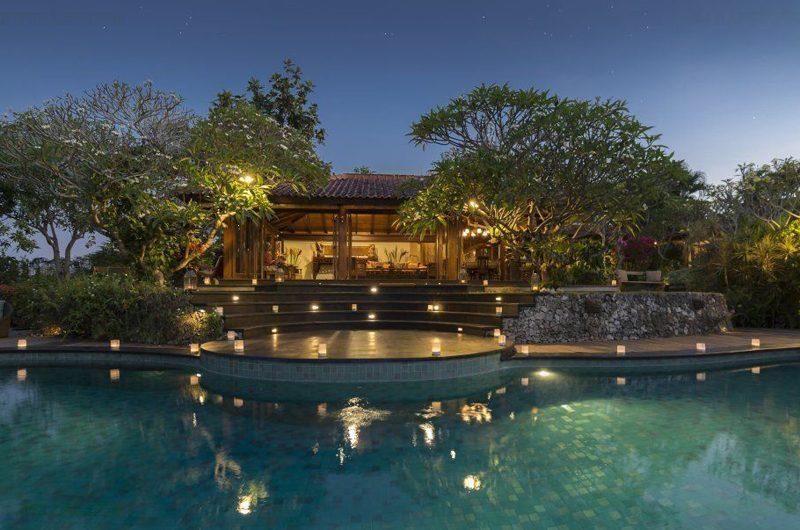 Villa East Indies Night View | Pererenan, Bali