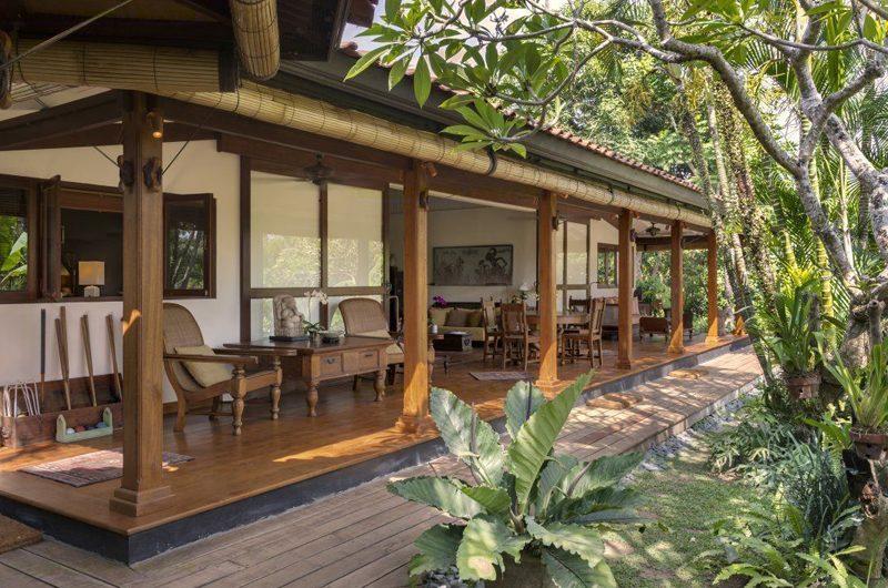 Villa East Indies Entrance | Pererenan, Bali