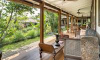 Villa East Indies Open Plan Living Area | Pererenan, Bali