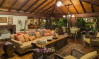 Villa East Indies Indoor Living and Dining Area | Pererenan, Bali