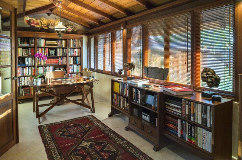 Villa East Indies Library | Pererenan, Bali