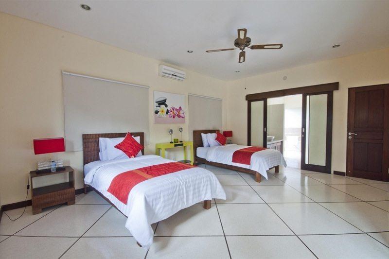 Villa Gading Twin Bedroom   Seminyak, Bali