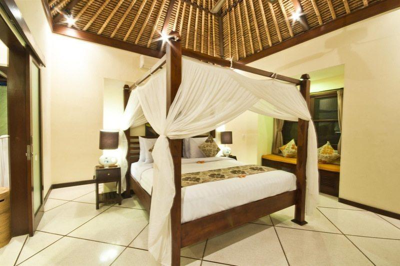 Villa Gading Bedroom   Seminyak, Bali