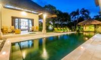 Villa Gading Pool Side   Seminyak, Bali