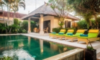 Villa Gading Sun Beds   Seminyak, Bali
