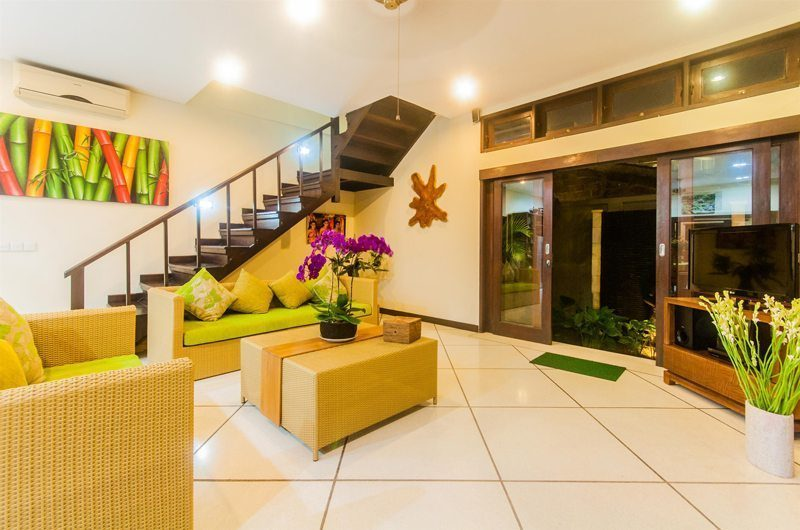 Villa Gading Living Area   Seminyak, Bali