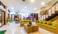 Villa Gading Living Room   Seminyak, Bali