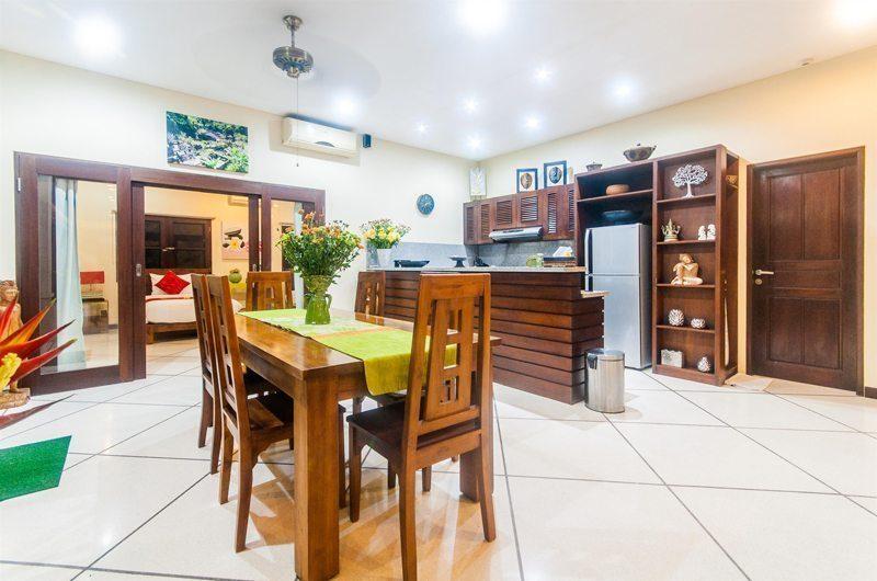 Villa Gading Dining Room   Seminyak, Bali