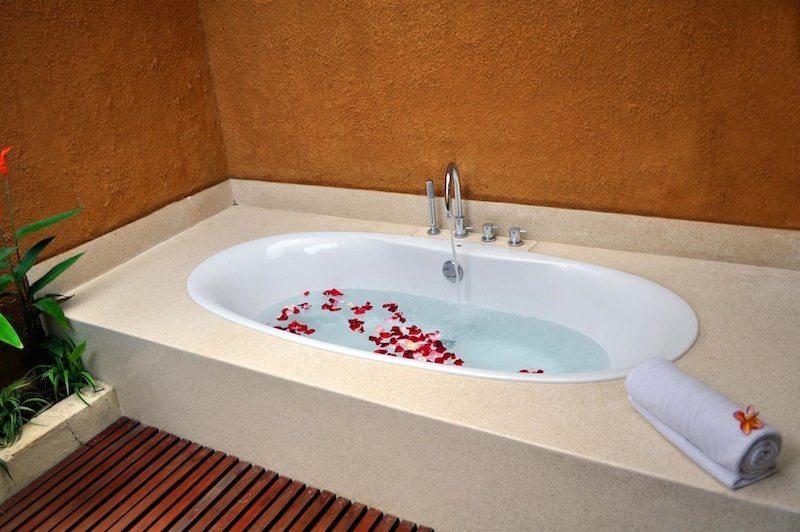 Villa Gembira Bathroom I Seminyak, Bali