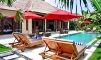 Villa Gembira Sun Deck | Seminyak, Bali