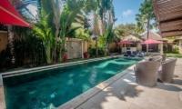 Villa Gembira Swimming Pool | Seminyak, Bali