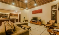 Villa Gembira Living Room | Seminyak, Bali