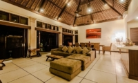 Villa Gembira Living And Dining Pavilion | Seminyak, Bali