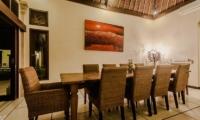 Villa Gembira Dining Room | Seminyak, Bali