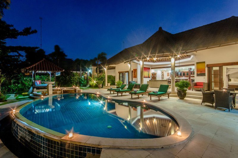 Villa Ginger Sun Deck   Seminyak, Bali