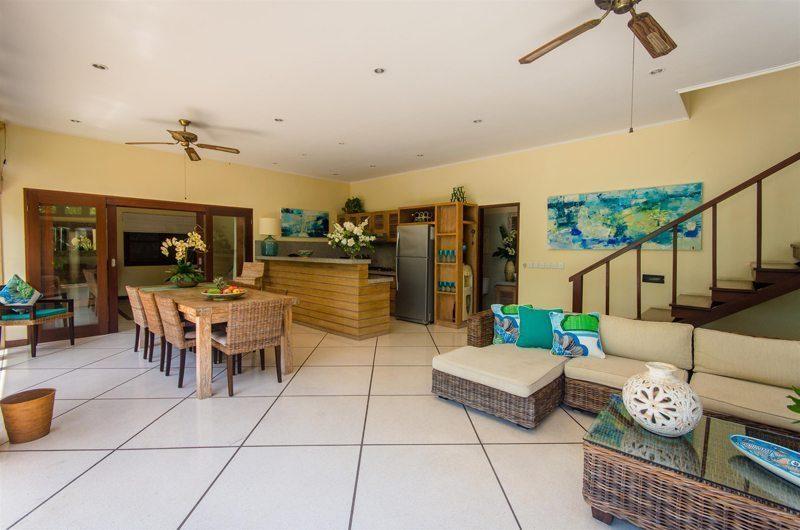 Villa Intan Living And Dining Area | Seminyak, Bali