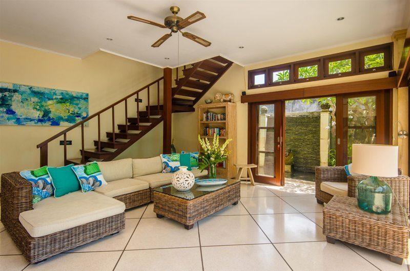 Villa Intan Living Area | Seminyak, Bali