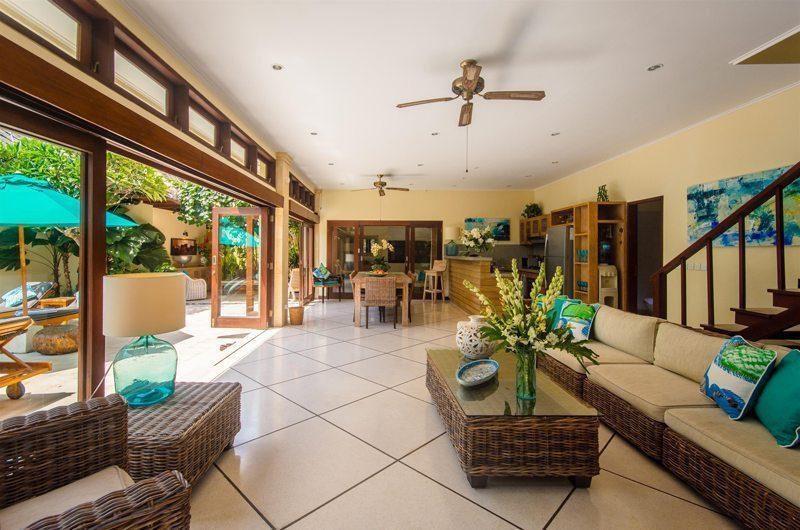 Villa Intan Open Plan Living Area | Seminyak, Bali