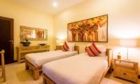 Villa Intan Twin Bedroom | Seminyak, Bali