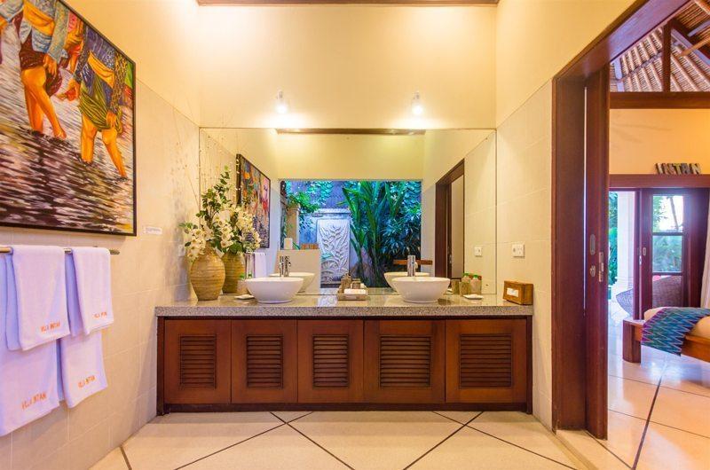 Villa Intan Bathroom | Seminyak, Bali