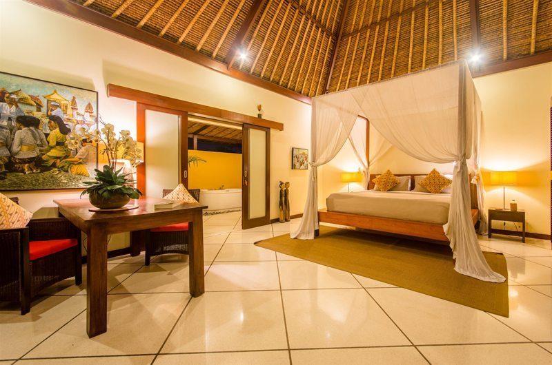 Villa Intan Master Bedroom Front View | Seminyak, Bali