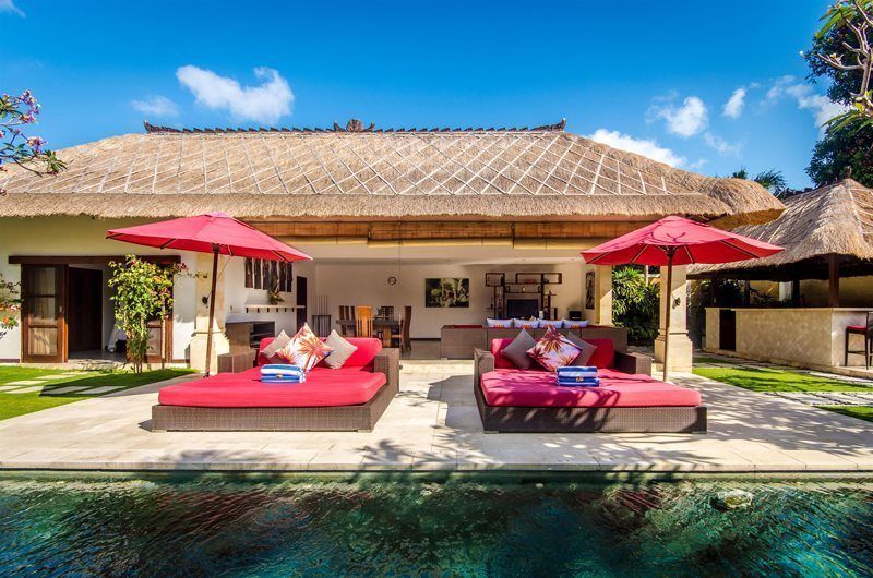 Villa Jaclan Sun Deck | Seminyak, Bali