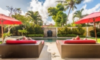 Villa Jaclan Sun Beds | Seminyak, Bali