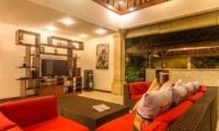 Villa Jaclan Living Pavilion | Seminyak, Bali