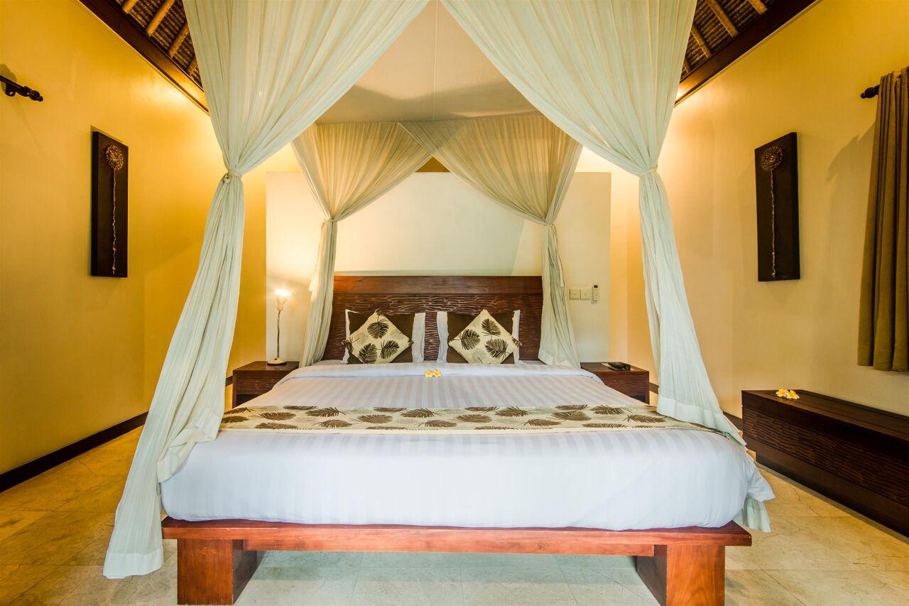 Villa Jaclan Bedroom Area | Seminyak, Bali