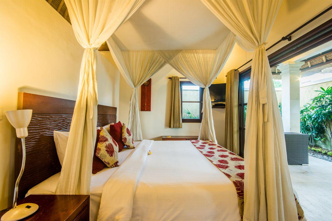 Villa Jaclan Bedroom Side | Seminyak, Bali