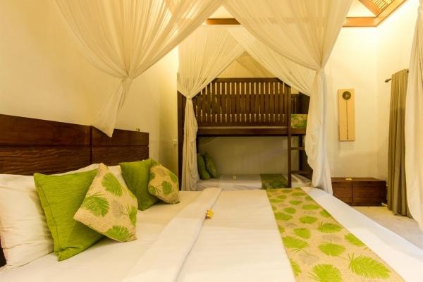 Villa Jaclan Bunk Beds | Seminyak, Bali