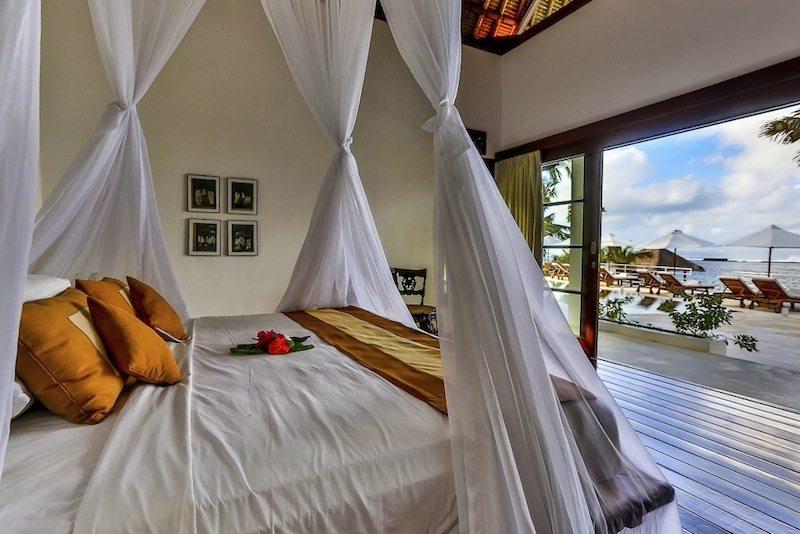 Villa Jukung Bedroom I Candidasa, Bali