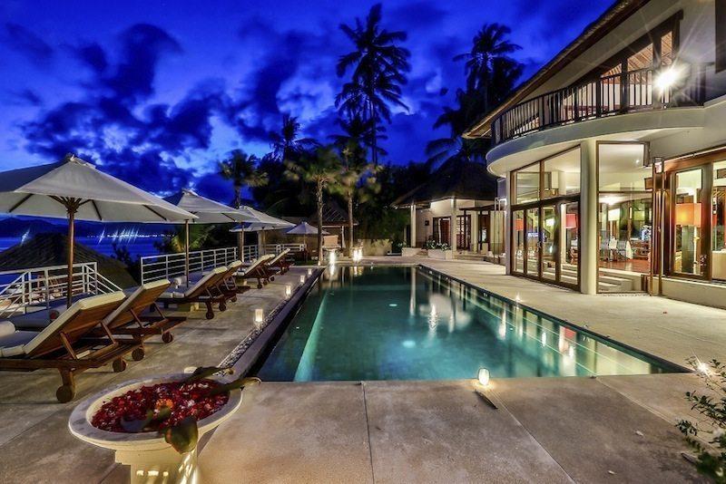 Relax to the Max at Villa Jukung