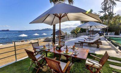 Villa Jukung Outdoor Dining | Candidasa, Bali