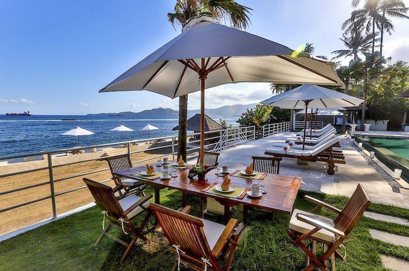 Villa Jukung Candidasa Bali Indonesia