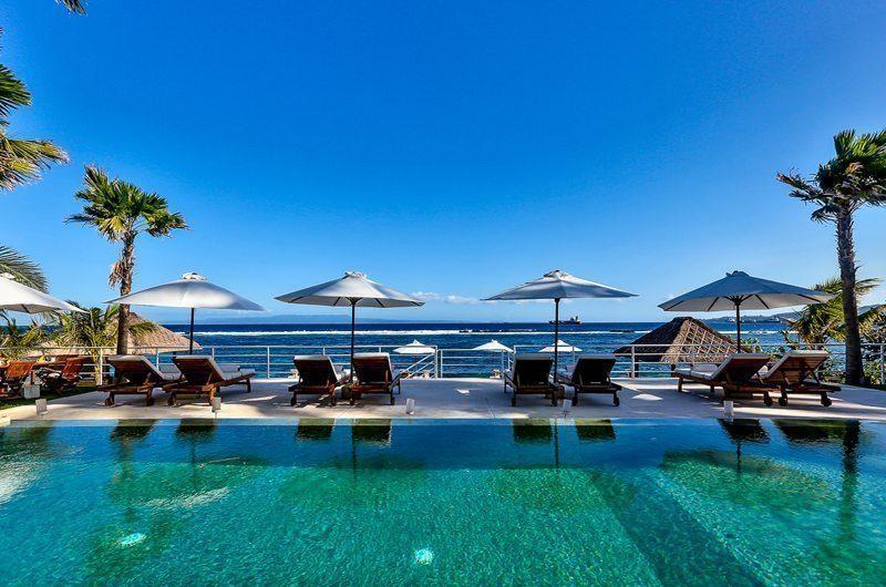 Villa Jukung Swimming Pool | Candidasa, Bali
