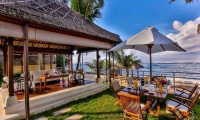 Villa Jukung Pool Side Dining | Candidasa, Bali