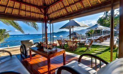 Villa Jukung Pool Bale | Candidasa, Bali