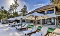 Villa Jukung Sun Deck | Candidasa, Bali